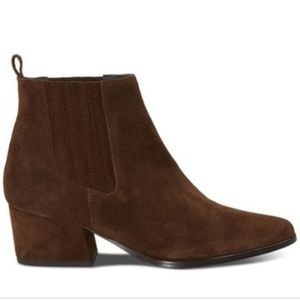 Little Burgundy Cataleya ankle boot in brown